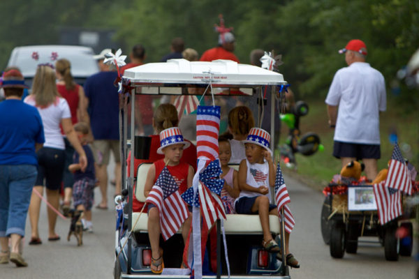 july 4th parade